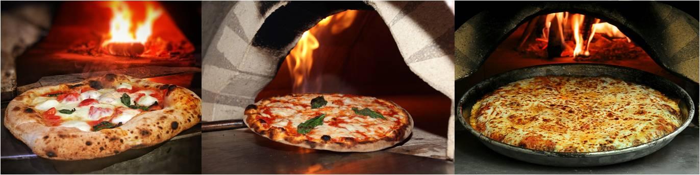 types de pizza