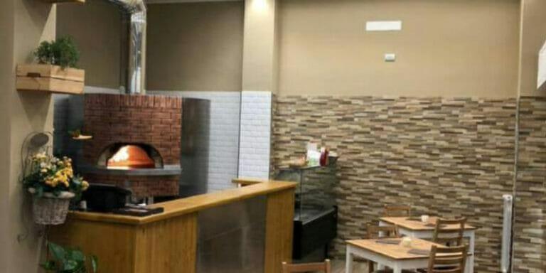 forni professionali per pizza a gas