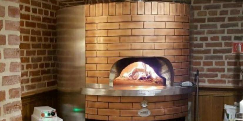 four à pizza professionnel amalfi