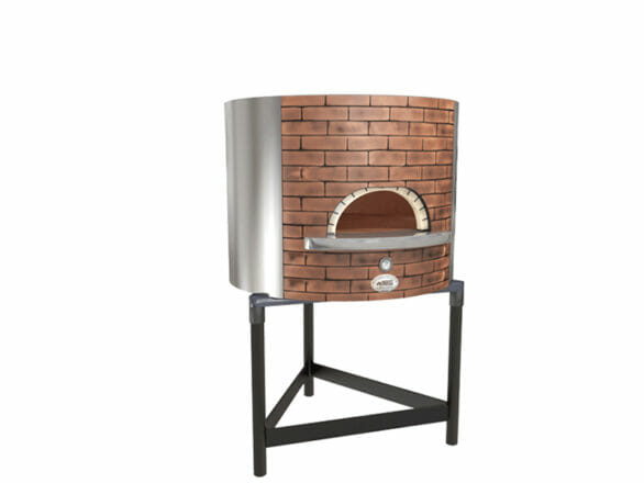 horno para pizzeria modelo jolly rifinito