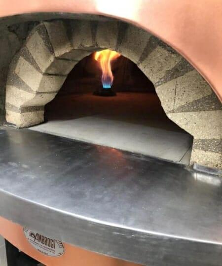 horno de pizza profesional ambrogi