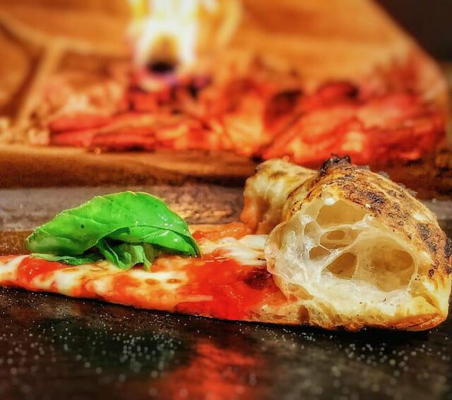 horno de pizza profesional