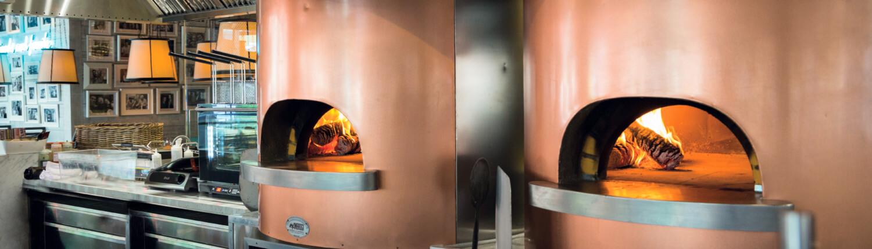 forni per pizzeria