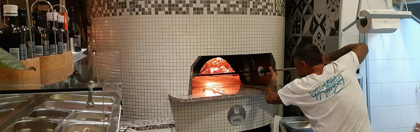 forni per pizzeria ambrogi