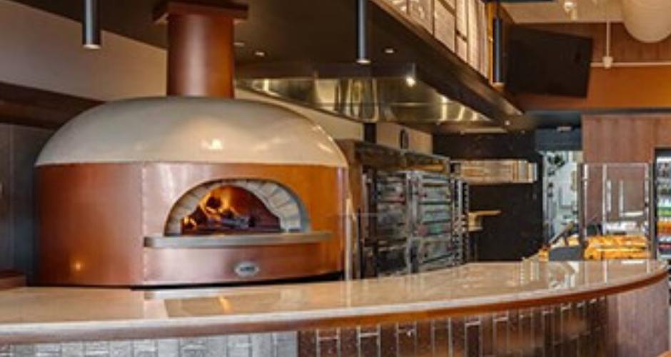 forno giusto per la pizza